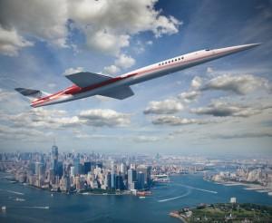 Грядут испытания 2-х сверхзвуковых коммерческих самолетов в США